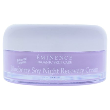 Eminence Blueberry Soy Night Recovery Cream, 2 oz