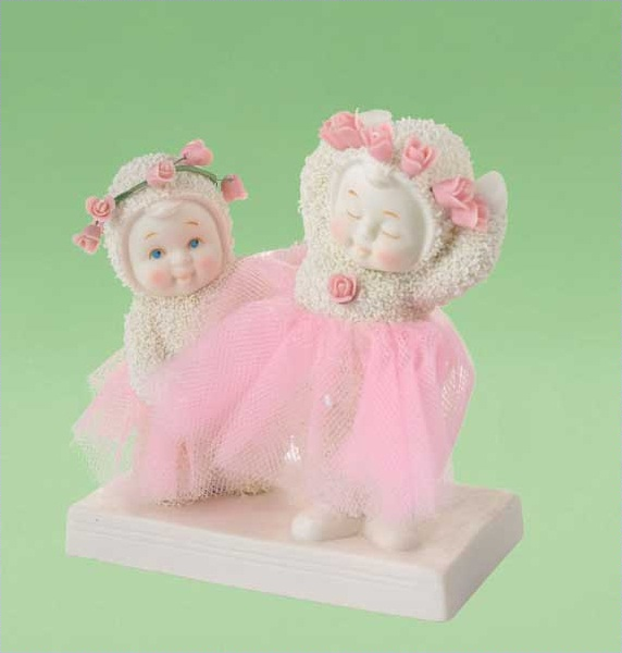 Department 56 Snowbabies TuTu Cute Retired 4026399