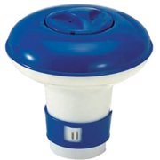 Ocean Blue Water Products 160005 Small Floating Chemical Dispenser