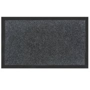 Momentum Mats Teton Charcoal Grey Entry Mat