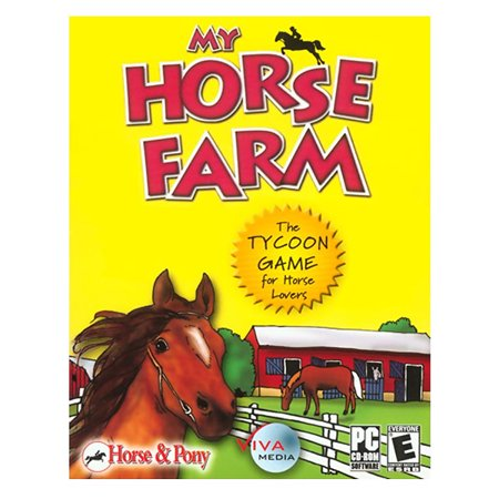 My Horse Farm for Windows PC- XSDP -00150 - In My Horse Farm, you'll inherit Morgan Valley Farm, a real training and breeding horse farm. You'll now have to fix up the farm that's been left to yo