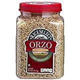 Rice Select Orzo Original Pasta 100% Semolina Non GMO 26.5 Oz. Pk Of