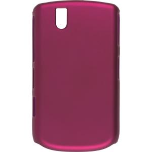 Wireless Solution Color Click Case for BlackBerry 9630 Tour, 9650 Bold - Fuchsia