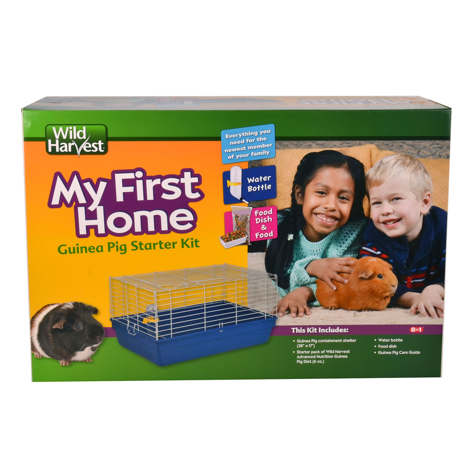 "Wild Harvest ""My First Home"" All in One Guinea Pig Kit"
