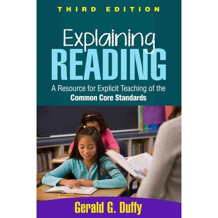 Explaining Reading  A Resource For Explicit Teaching Of The Common Core Standards
