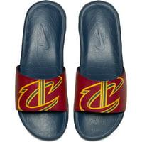 Cleveland Cavaliers Nike Benassi Solarsoft NBA Slides - Maroon