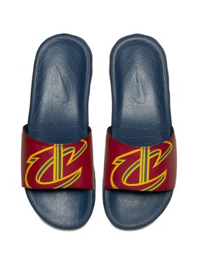 best service 9fd7a fdef8 Product Image Cleveland Cavaliers Nike Benassi Solarsoft NBA Slides - Maroon