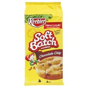 Keebler Chocolate Chip Soft Batch Cookies 15 oz tray