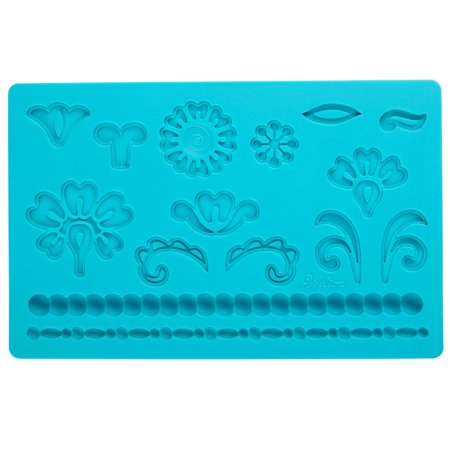 Wilton Damask Fondant and Gum Paste Mold](Wilton Halloween Chocolate Molds)
