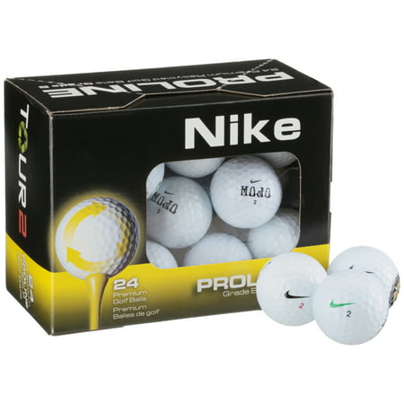 Nike Tour 2 Golf Balls, 24 Pack