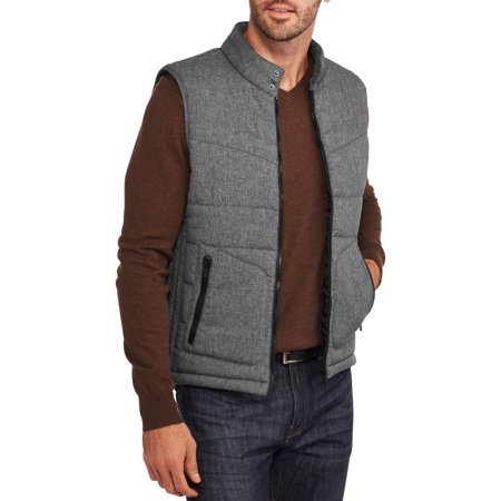 Repair Men's Chevron Quilted Vest