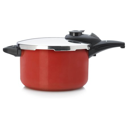 Fagor Cayenne Stainless Steel 6 Quart Pressure Cooker ()