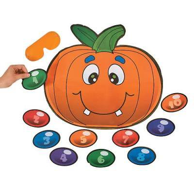 Pumpkin Nose (IN-25/5381 Silly Pin the Nose on the Pumpkin Game 1 Set(s))