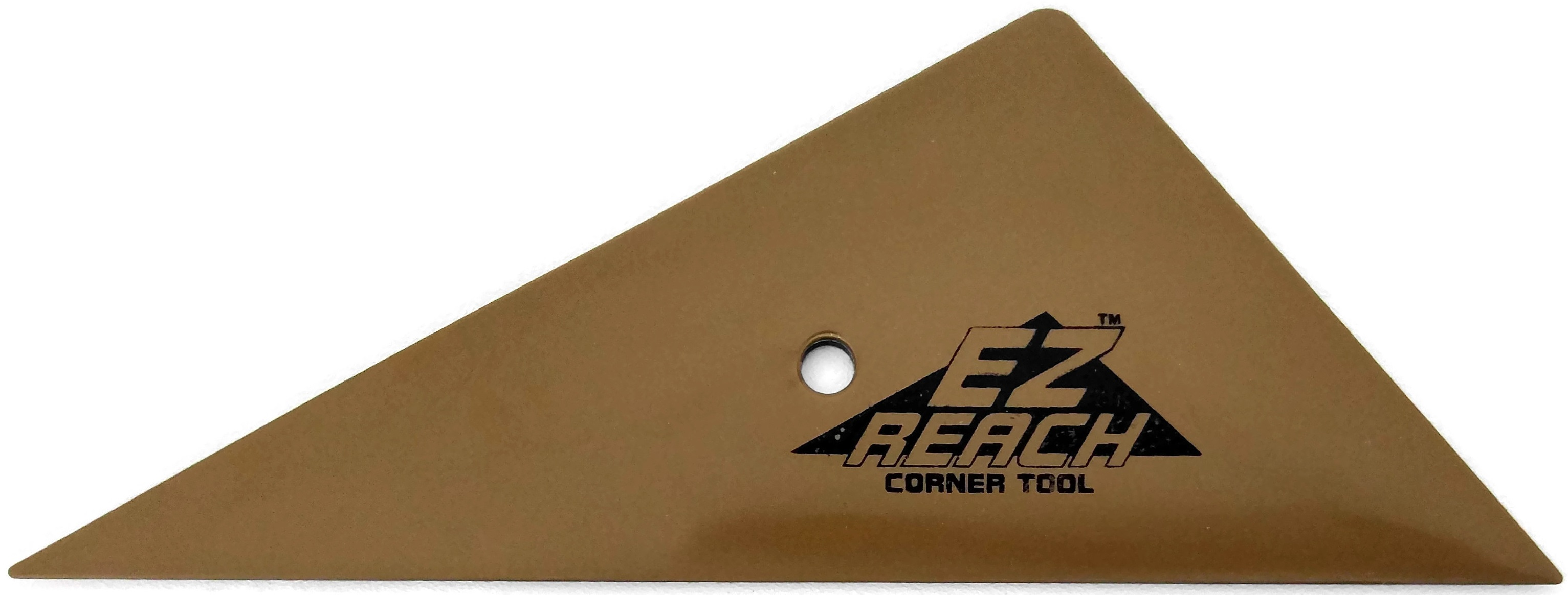 The Gold EZ Reach Ultra Corner Window Film Installation Tint Tool