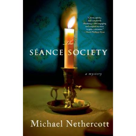 The Seance Society: A Mystery (O'Nelligan and