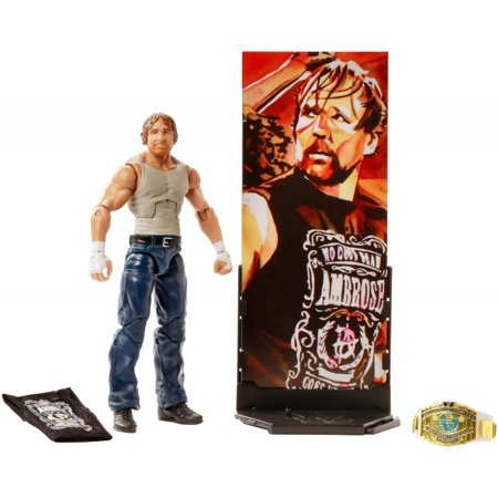 WWE Elite Collection Dean Ambrose Action Figure - Series #58