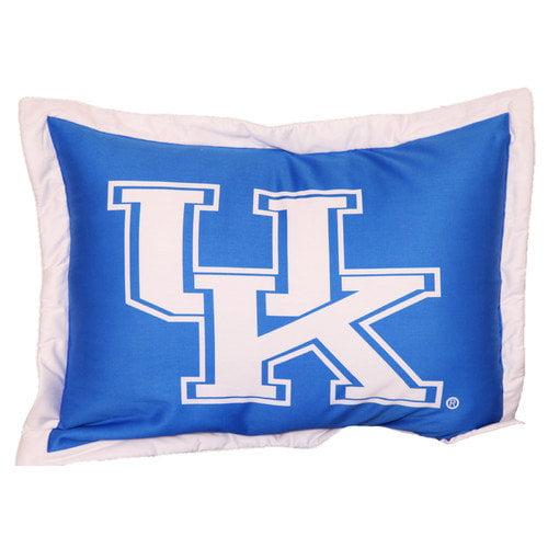 College Covers NCAA Kentucky Pillow Sham