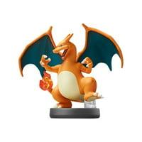 Nintendo amiibo Charizard - Super Smash Bros. Collection - additional video game figure for game console - for New Nintendo 3DS, New Nintendo 3DS XL; Nintendo Switch; Nintendo Wii U