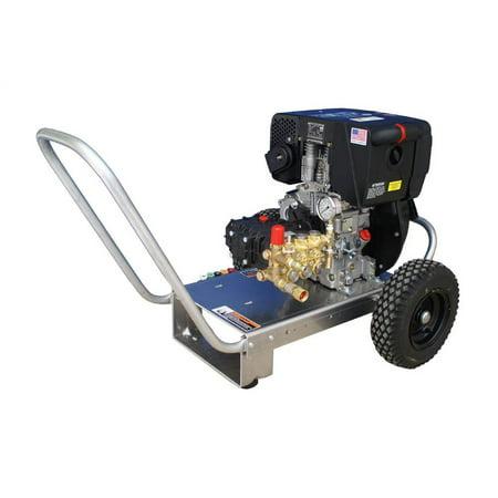Diesel Cart 10 HP Pressure Washer