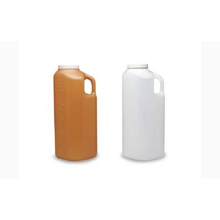 - General Purpose Specimen Container Vollrath Polypropylene Twist-On Lid - Item Number 02090EA