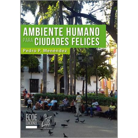 Ambiente humano para ciudades felices - eBook - Sonido Ambiente Para Halloween