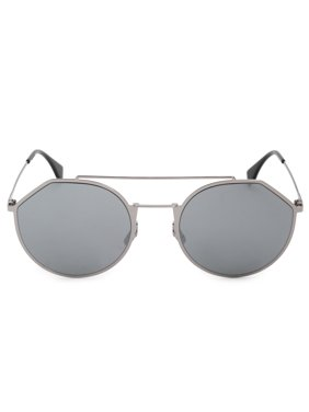 38cb979441ad Product Image Fendi Pilot Sunglasses FFM0021S 6LB T4 54