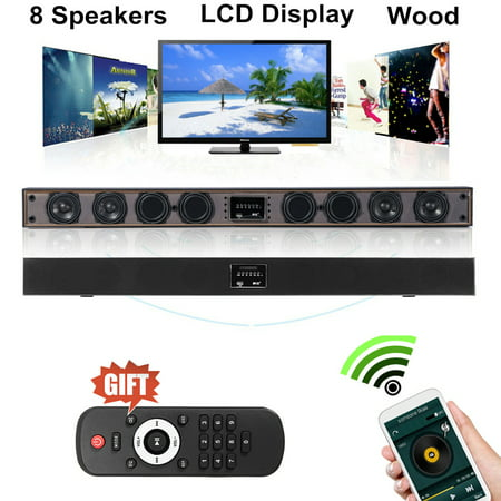 200W 2.1 CH TV Sound Bar 37