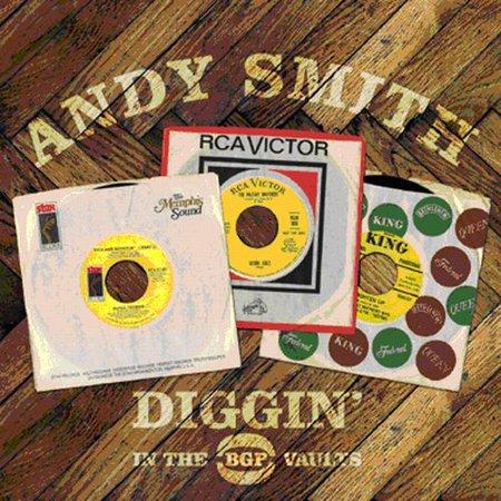 DJ Andy Smith - Diggin in the BGP Vaults (CD) - image 1 de 1
