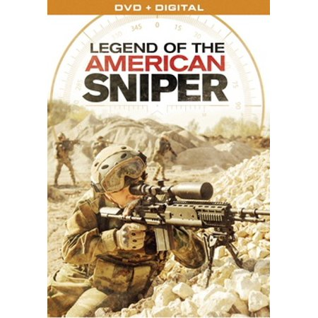 Legend of the American Sniper (DVD) American Range Legend Series