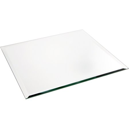 Beveled Glass Mirror, Square 5mm - 12