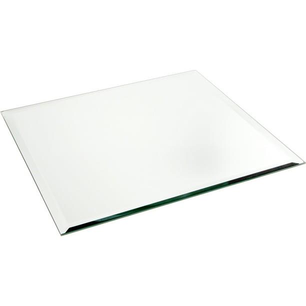 Beveled Glass Mirror Square 5mm 12 X 12 Walmart Com Walmart Com