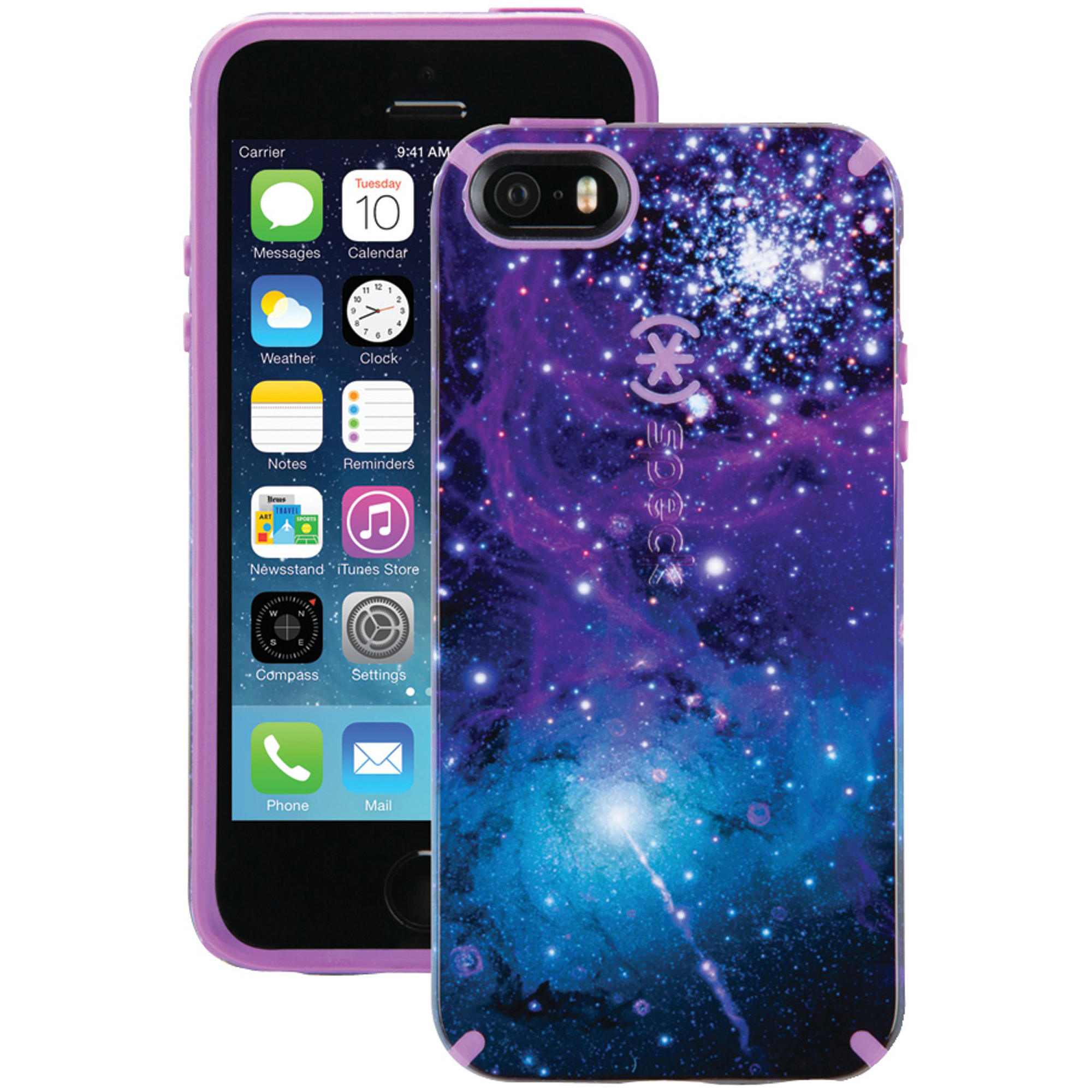 iPhone 5/5SE/5S Speck apple iphone candyshell inked case, galaxy/revolution
