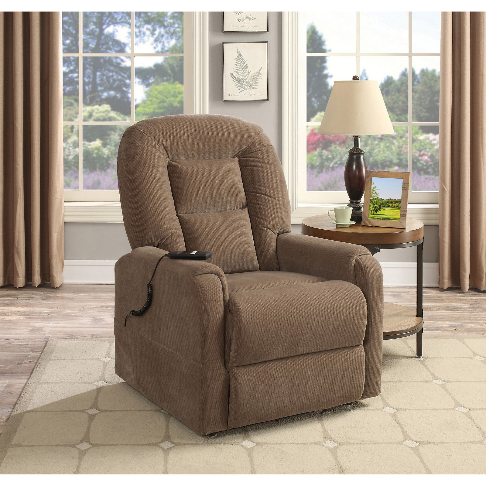 Right2Home Reclining Lift Chair - Raider Mocha