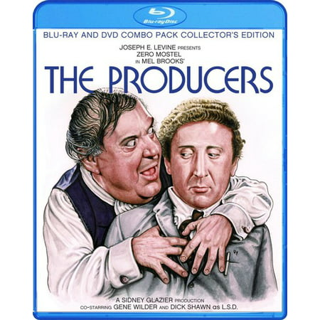 The Producers (Collector's Edition) (Blu-ray + DVD) (Halloween 6 The Producer's Cut)