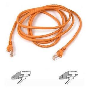 Belkin Cat5e Patch Cable A3L791-30-ORG-S