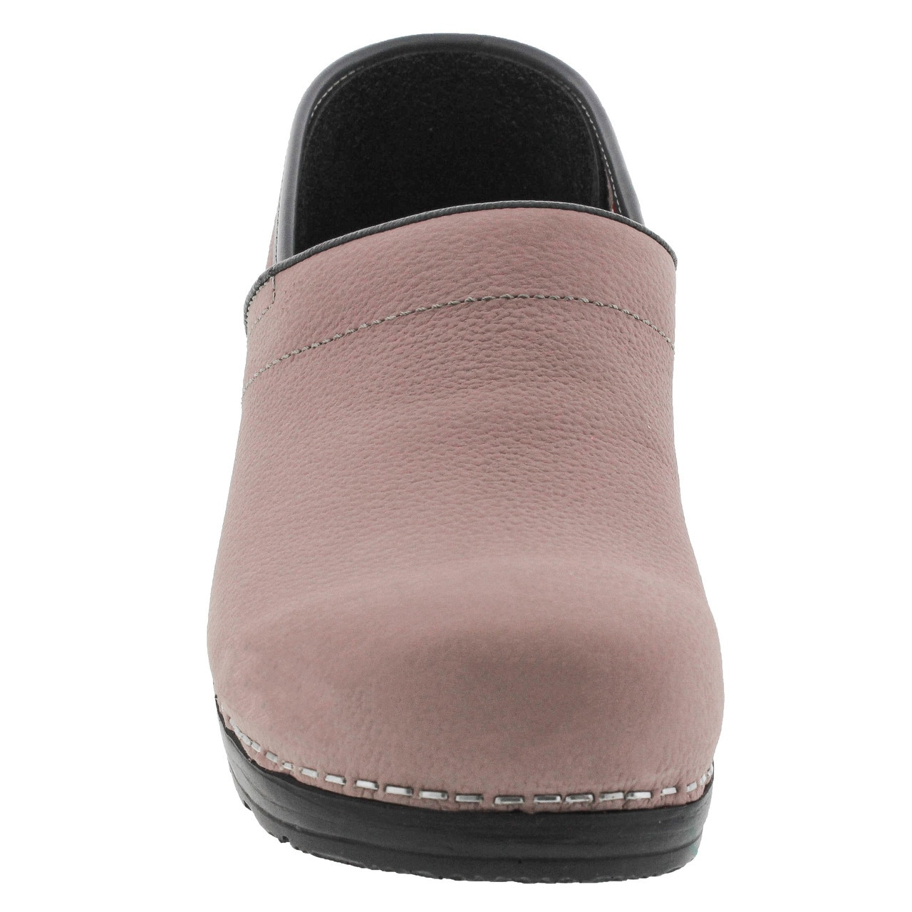 Signature by Sanita Women's Professional Textured Leather Clog