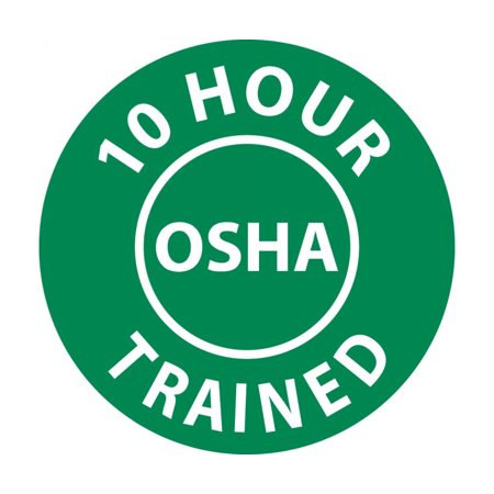 NMC HH107 10 HOUR OSHA TRAINED, 2