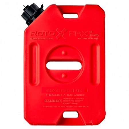 RotopaX Durable Leakproof 1 Gallon EPA Safe Gasoline Container and Spout,
