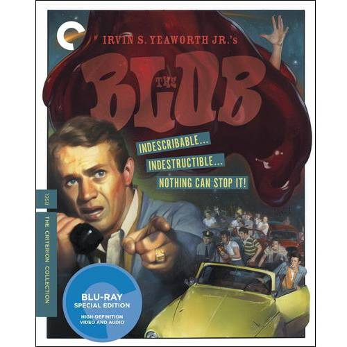 The Blob (Criterion Collection) (Blu-ray) (Widescreen)