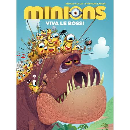Minions 3: Viva Le Boss! HC](Three Main Minions)