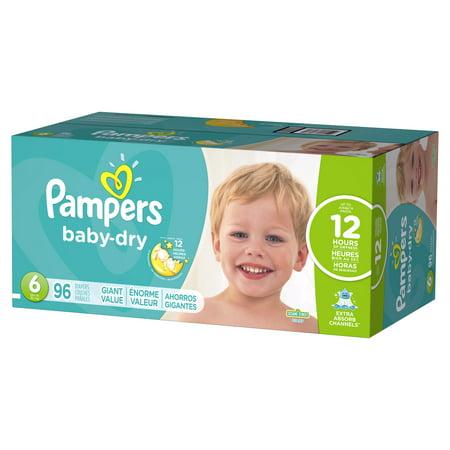 Pampers. Walmart # 562941781. Image 1 of 10