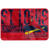 "MLB St. Louis Cardinals 20"" x 30"" ""Worn Out"" Mat, 1 Each"