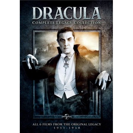 Dracula: Complete Legacy Collection (DVD) - Bela Lugosi Dracula