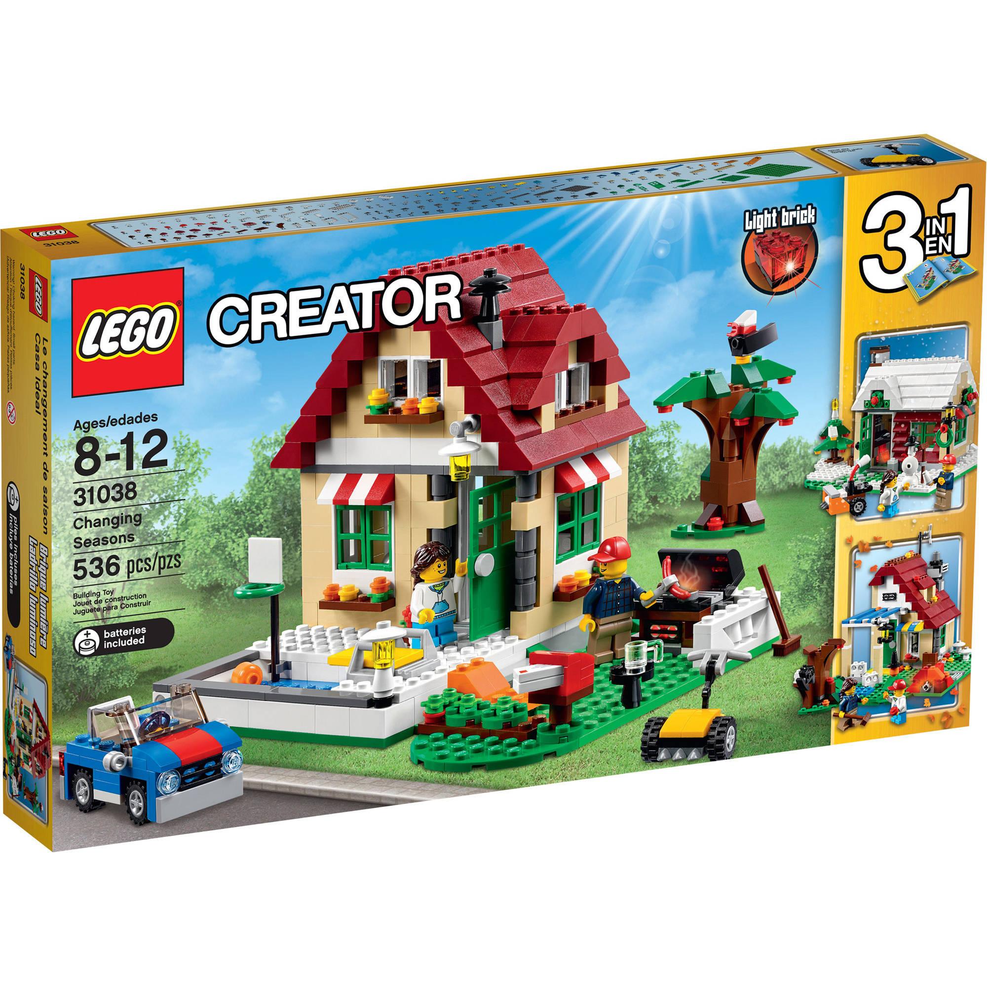 LEGO LEGO Creator Changing Seasons, 31038