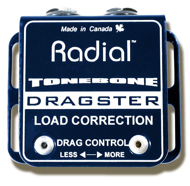Radial Tonebone Dragster Guitar Wireless Load Correction Device by Radial Engineering