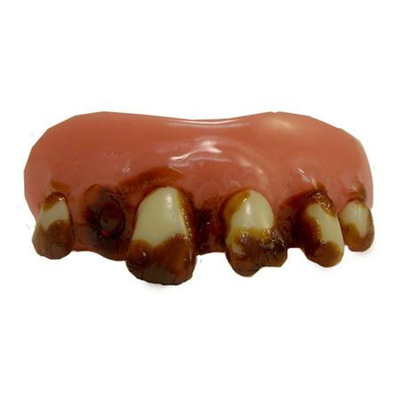 Billy Bob Meth Teeth Novelty Fake Costume Meth Mouth Breaking Bad