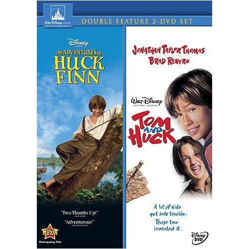 The Adventures Of Huck Finn / Tom & Huck Double Feature (Widescreen, Full Frame)