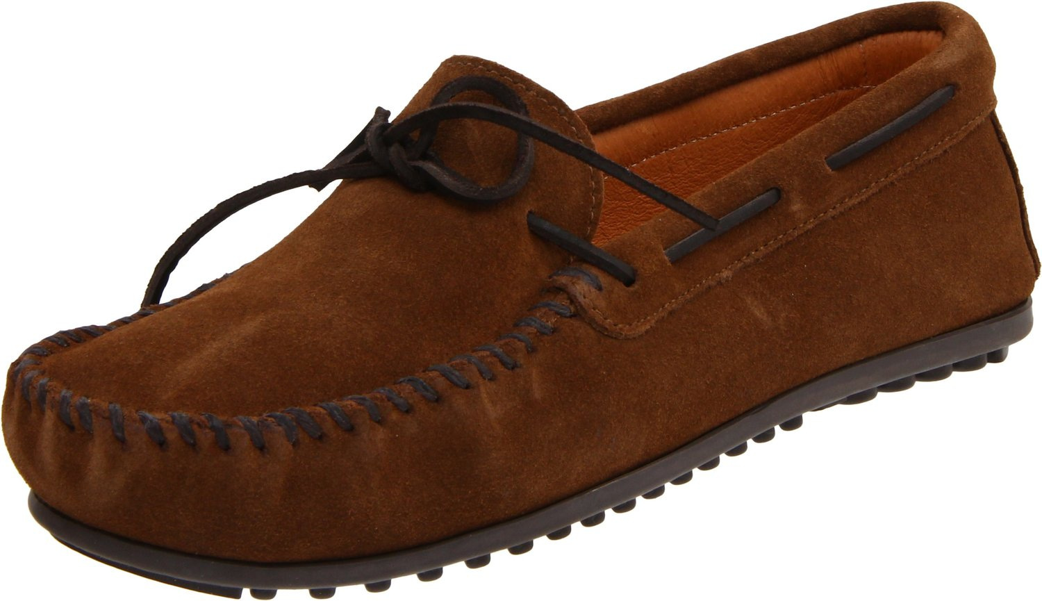Minnetonka Men's Classic Moc by Minnetonka Moccasin Company, Inc.