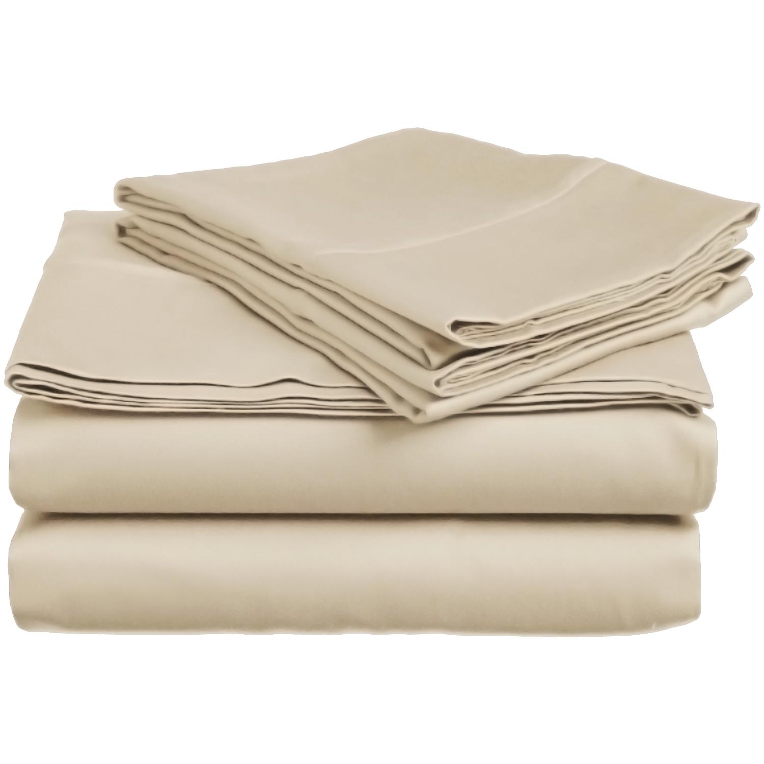 Sheet Set & Duvet Cover Set & Pillowcases, Combed Cotton, 300 TC, Solid
