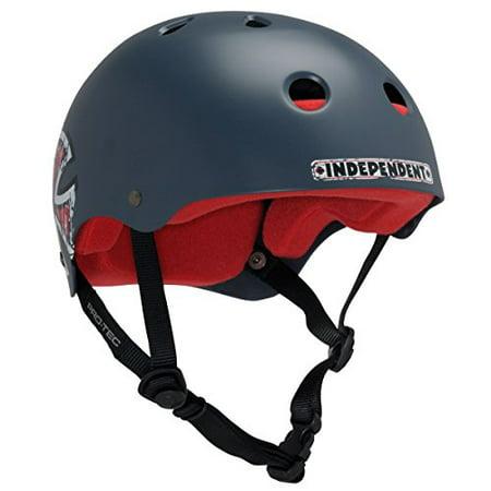 PROTEC Original Classic Skate Helmet, Independent, Navy Blue, (Protec Classic Skate Liner)